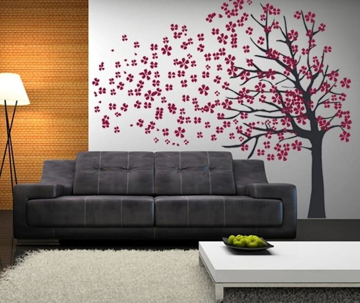 Trabajos variados: Oficinas y Tiendas de estilo  por Prisma-Colors Studio, C.A.