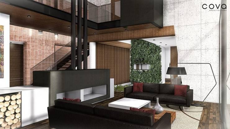 Visualizaciones:  de estilo  por Cova Arquitectura