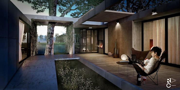 Proyectos:  de estilo  por RVC Arquitectura