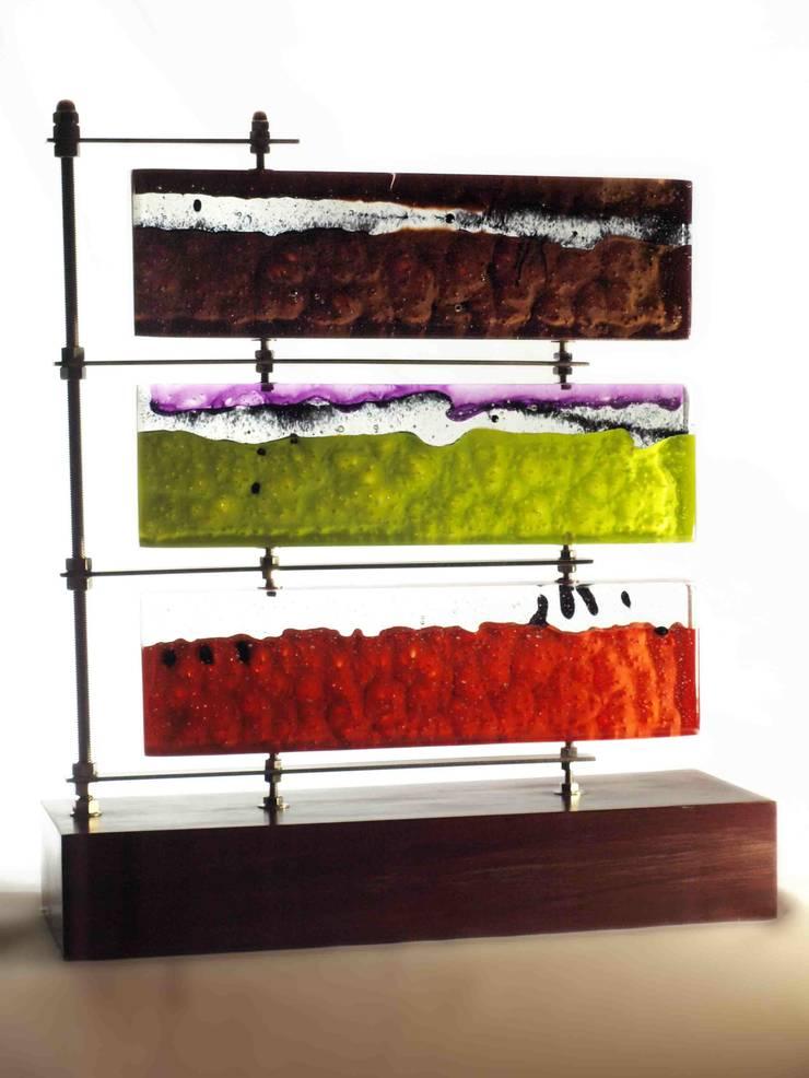 Corrientes: Arte de estilo  por Ana Maria Nava Glass