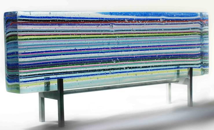 Lineal Horizantal: Arte de estilo  por Ana Maria Nava Glass