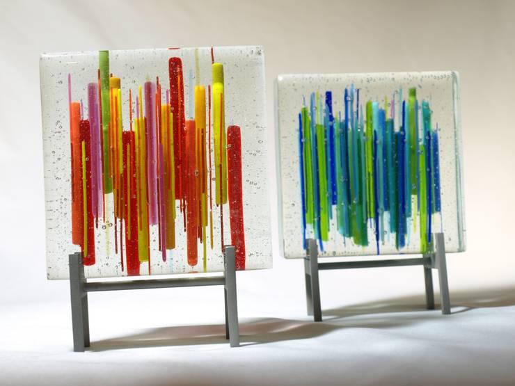 Lineal ćalida y lineal fría: Arte de estilo  por Ana Maria Nava Glass
