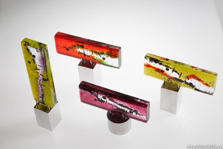 Líquidas: Arte de estilo  por Ana Maria Nava Glass