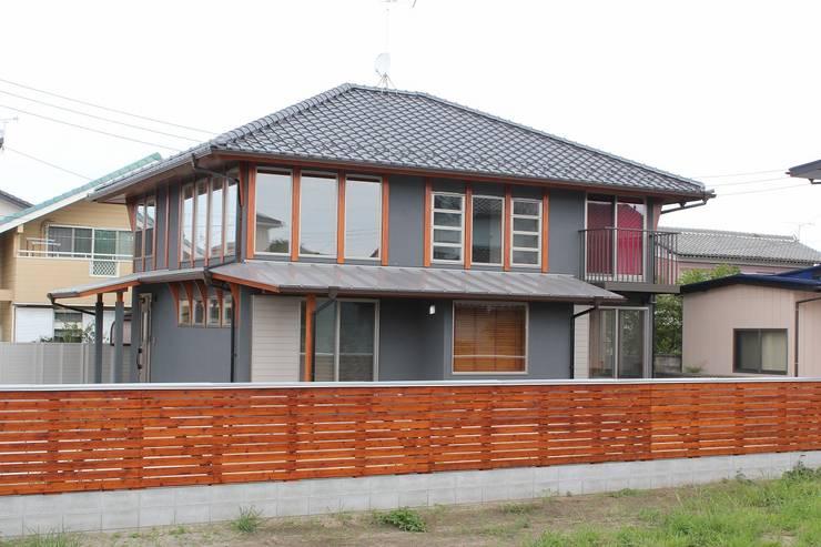 外観: 大出設計工房 OHDE ARCHITECT STUDIOが手掛けた家です。