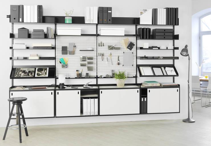 Elfa Deutschland GmbHが手掛けた勉強部屋/オフィス
