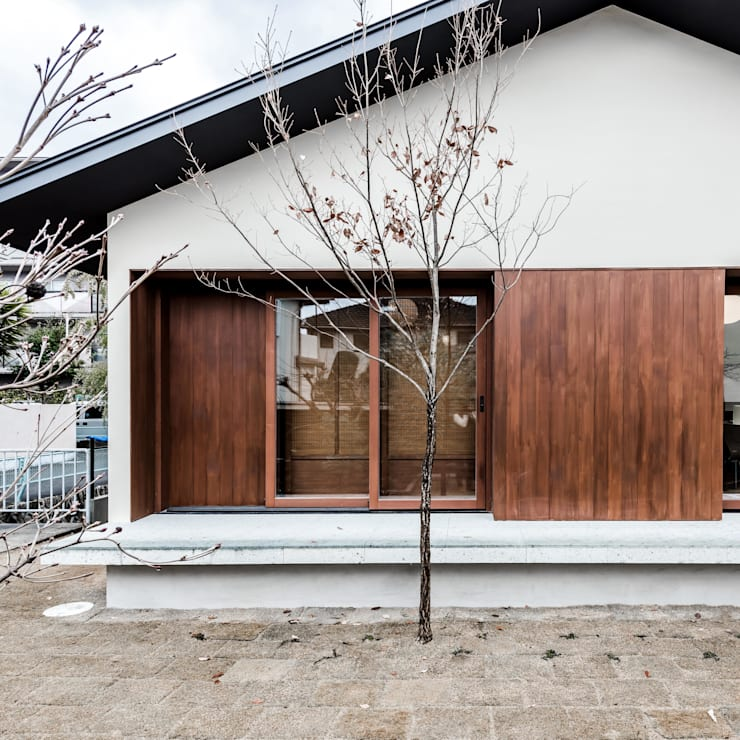 庭院 by オーガニックスタジオ兵庫株式会社