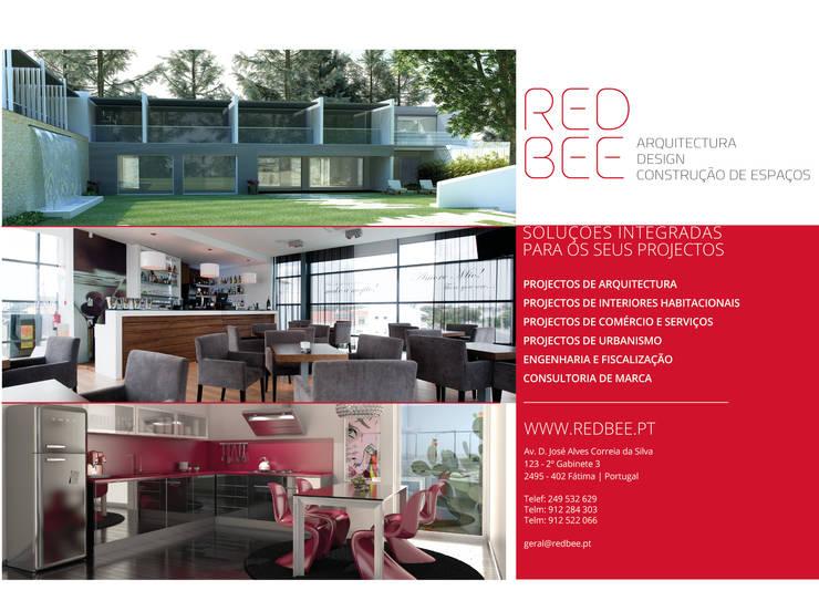 TRABALHOS REALIZADOS: Casas  por RedBee