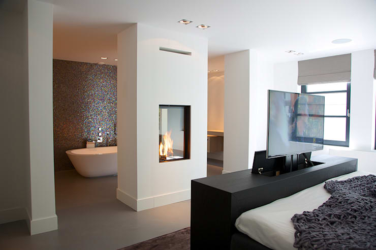 Bedroom by Designa Interieur & Architectuur BNA