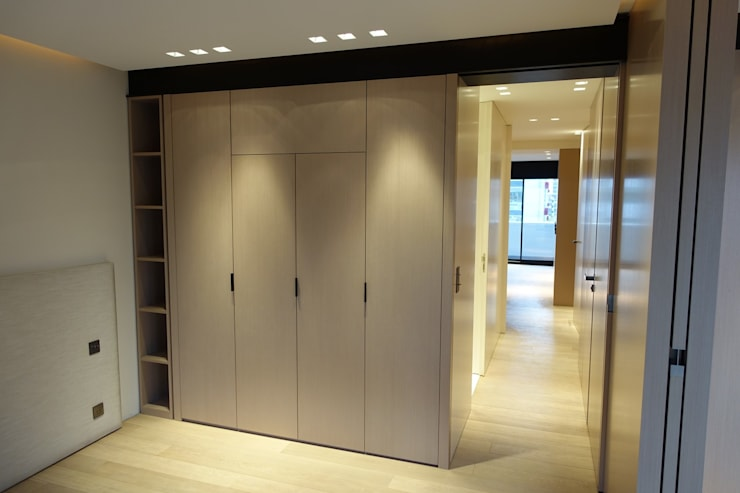 Closets de estilo  por SA2L RENOVATIONS PRIVEES
