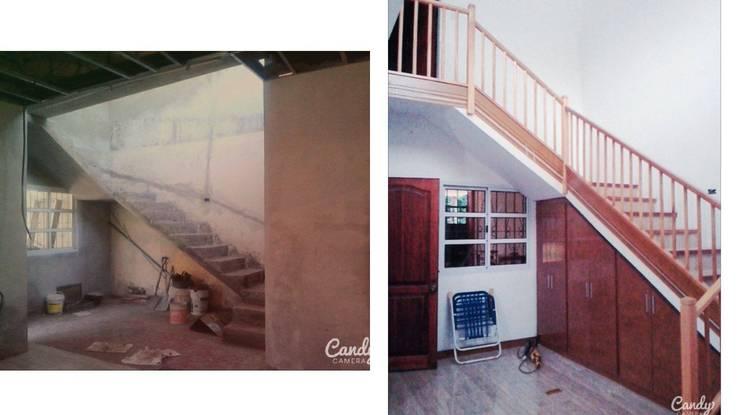Livings de estilo moderno por GM Arquitectura&Construcción