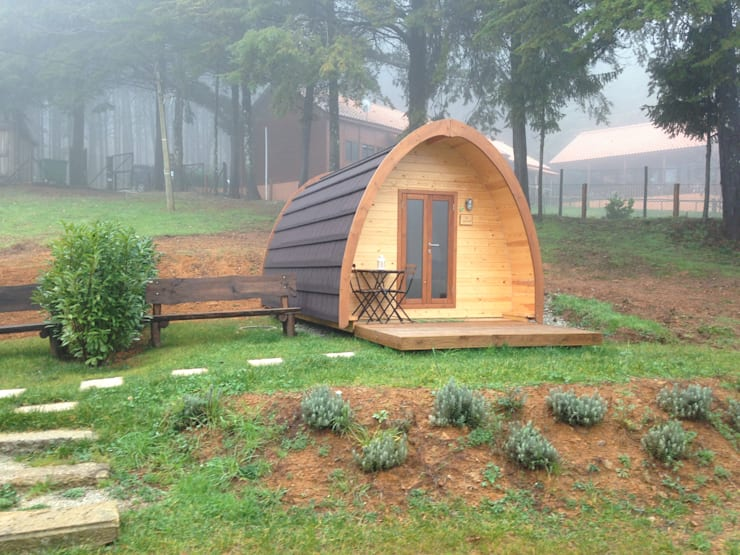 Geohouse PODS:   por Geohouse Manufacturing International Limited