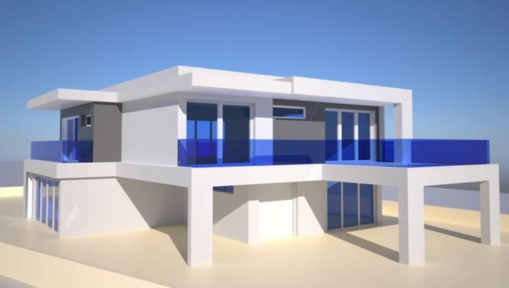 Moradia Unifamiliar:   por askarquitetura