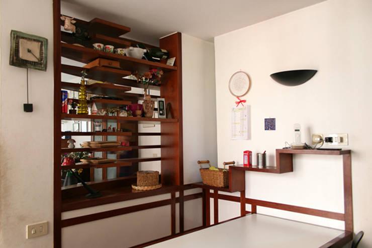 Kitchen by PARIS PASCUCCI ARCHITETTI