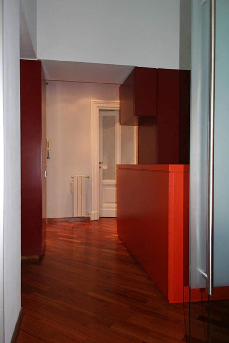 Ristrutturazione interna studio: Studio in stile  di PARIS PASCUCCI ARCHITETTI