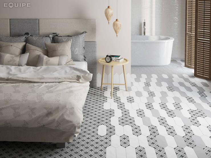 moderne Schlafzimmer von Equipe Ceramicas