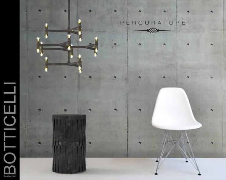 RENDER:  de estilo  por Hk Design
