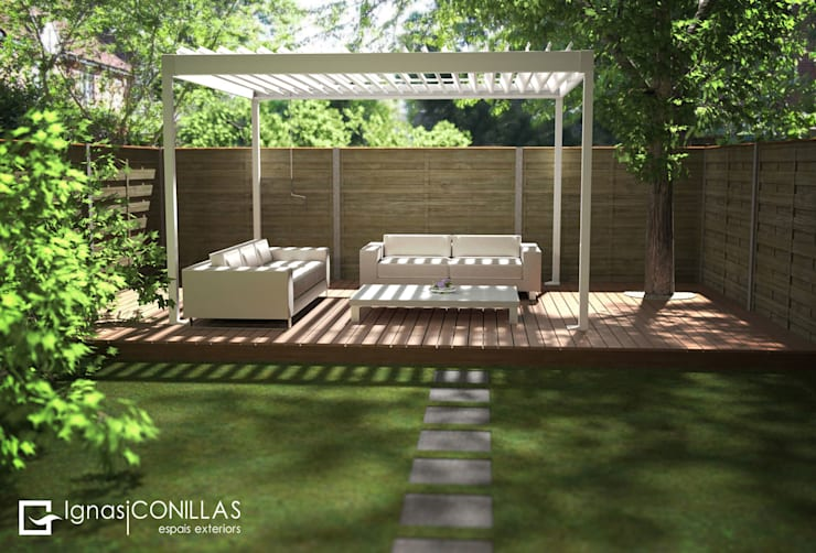 حديقة تنفيذ CONILLAS - exteriors