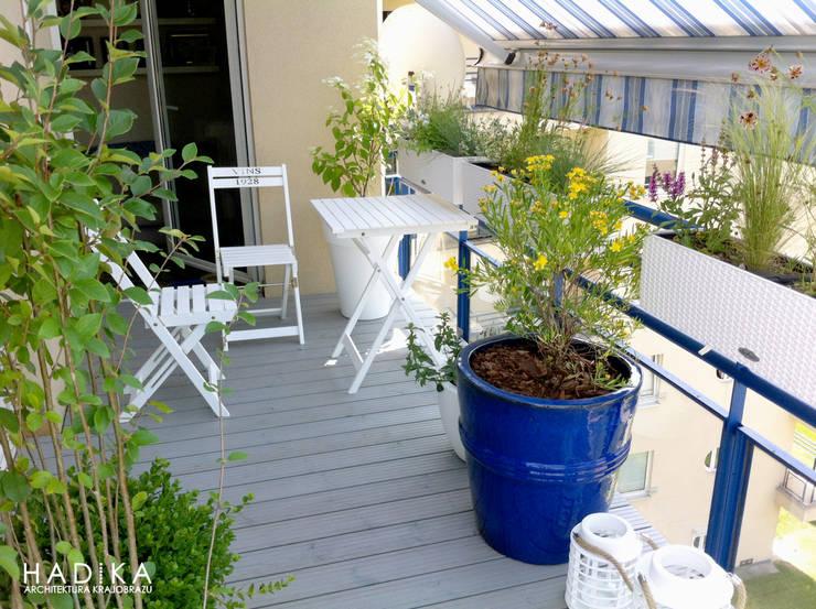 Balkon: styl , w kategorii  zaprojektowany przez HADIKA