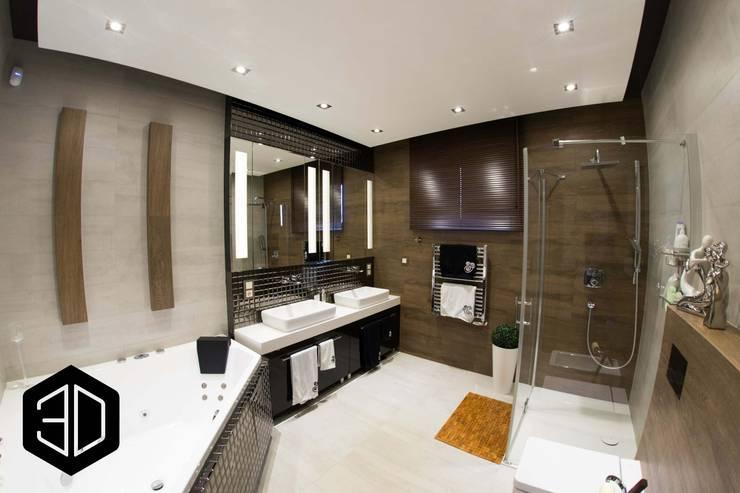 Bathroom by 3D STUDIO, Modern