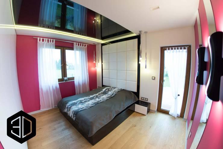 Bedroom by 3D STUDIO, Modern