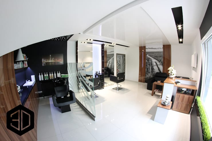 Clinics by 3D STUDIO, Modern