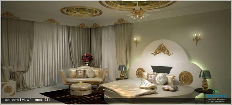 Bedroom:  Bedroom by Premdas Krishna