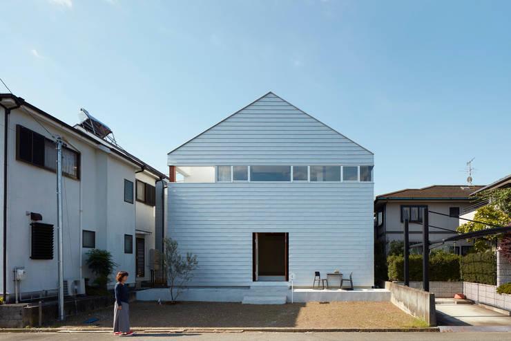 minimalistic Houses by 小泉設計室