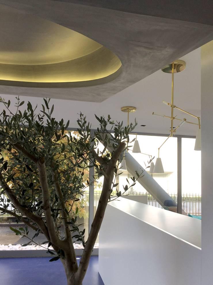 Intervenção nas Instalações Vizelpas – Santo Tirso, Portugal:   por Ricardo Azevedo Arquitectos