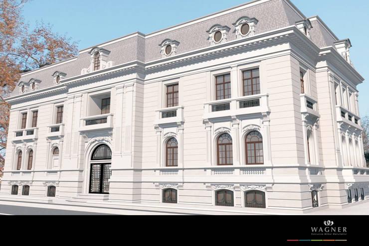 Möbelmanufaktur Wagner villeneinrichtung in bukarestwagner möbel manufaktur | homify