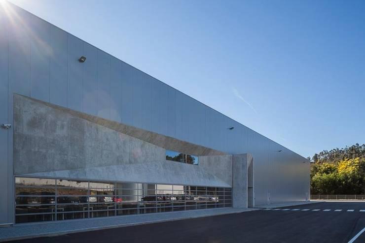 Unidade Fabril Casfil – Santo Tirso, Portugal:   por Ricardo Azevedo Arquitectos