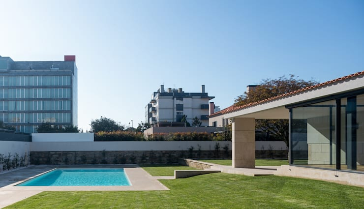 Casas de estilo moderno de Diana Vieira da Silva Arquitectura e Design