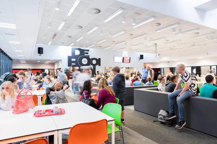 De Rooi Pannen Eindhoven:  Scholen door Tim Knubben   Architectural Designer