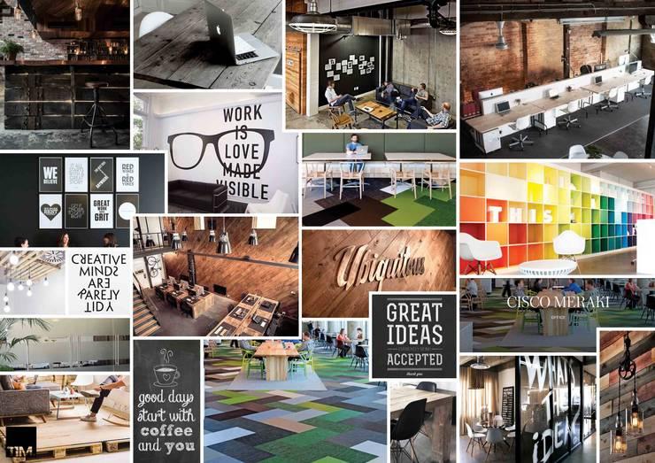 X-com BV Maasbree:  Kantoorgebouwen door Tim Knubben | Architectural Designer, Modern