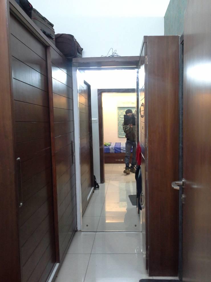 Jireti's Villa:  Dressing room by VINCA interiors,Modern