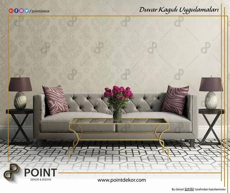 POINT Dekor&Dizayn – Özel Baskılı Duvar Kağıdı :  tarz , Klasik