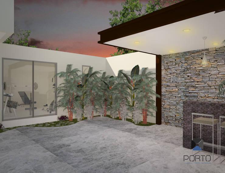 Proyecto Remodelación <q>Casa NR13</q>:  de estilo  por PORTO Arquitectura + Diseño de Interiores