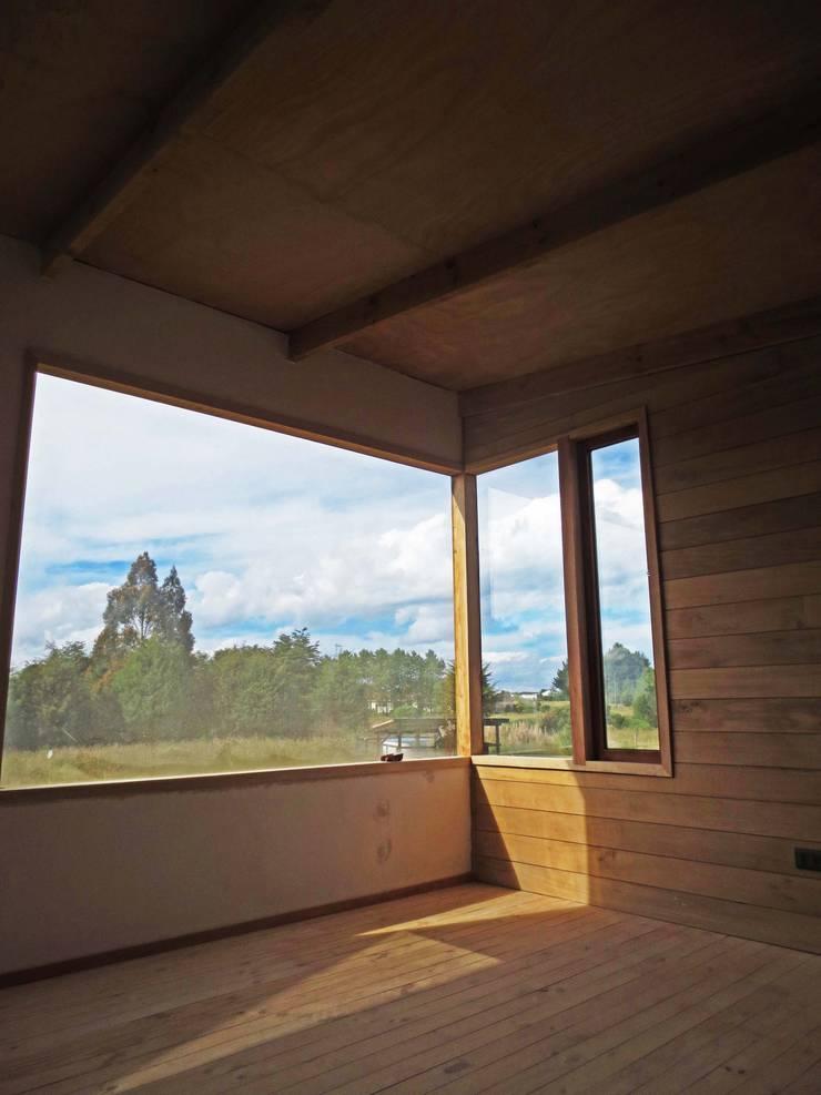 Habitaciones de estilo  por PhilippeGameArquitectos