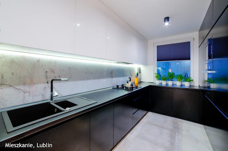 ห้องครัว by Auraprojekt