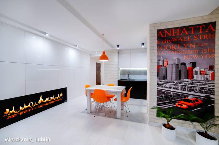 ห้องทานข้าว by Auraprojekt
