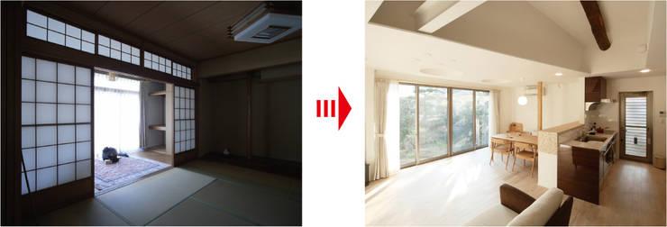 客廳 by nano Architects
