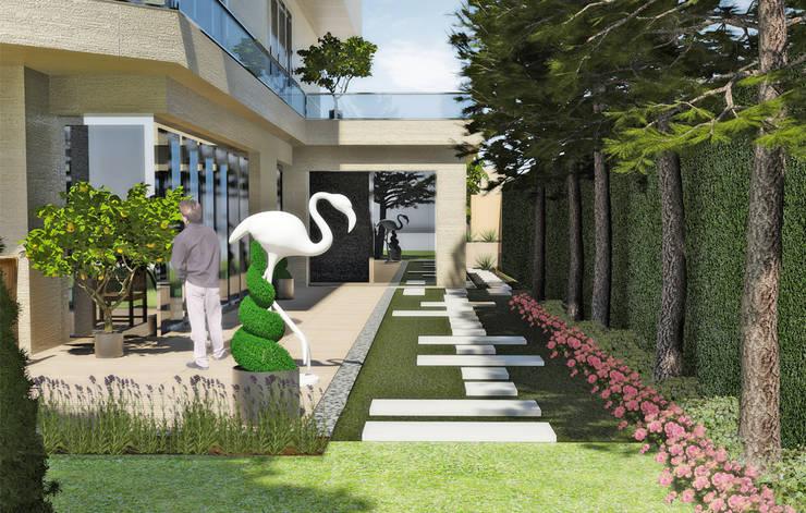 庭院 by P2 Tasarım