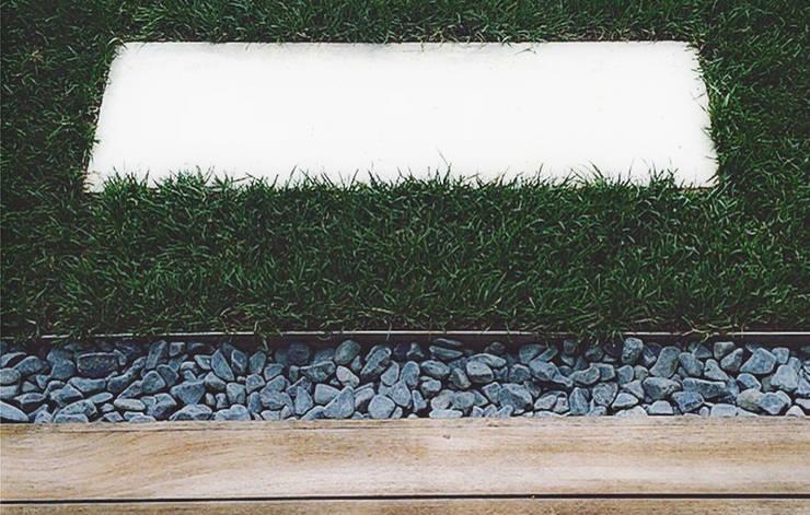 P2 Tasarım – Nur Evi Bahçesi:  tarz Bahçe