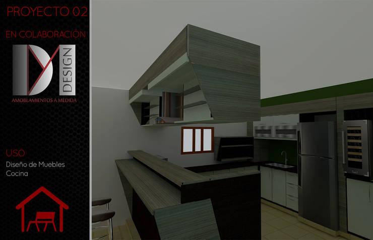 Diseños de interiores de AV Arquitectura
