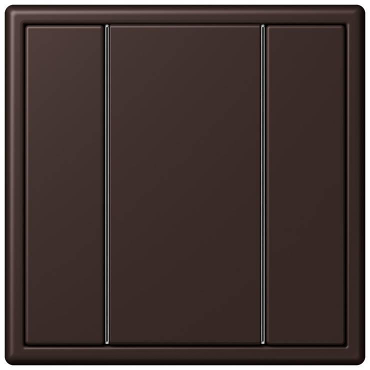 der schalterklassiker ls 990 in les couleurs les corbusier door albrecht jung gmbh co kg. Black Bedroom Furniture Sets. Home Design Ideas