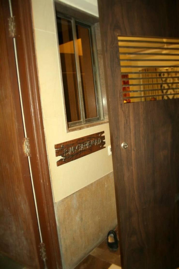 Serendipity:  Corridor & hallway by Neha Changwani