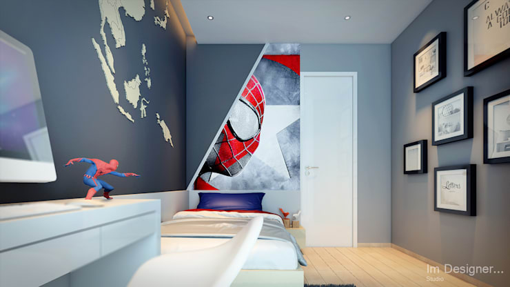 modern  by Im Designer studio, Modern