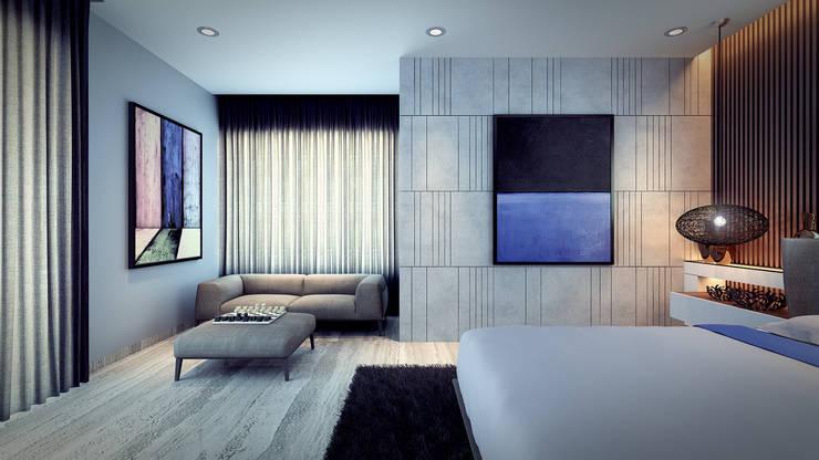 bed & bath:  Bedroom by Im Designer studio