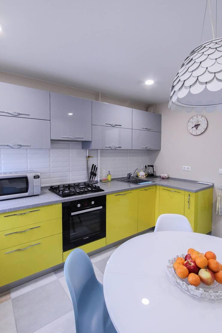 Kitchen by 16dots, Minimalist