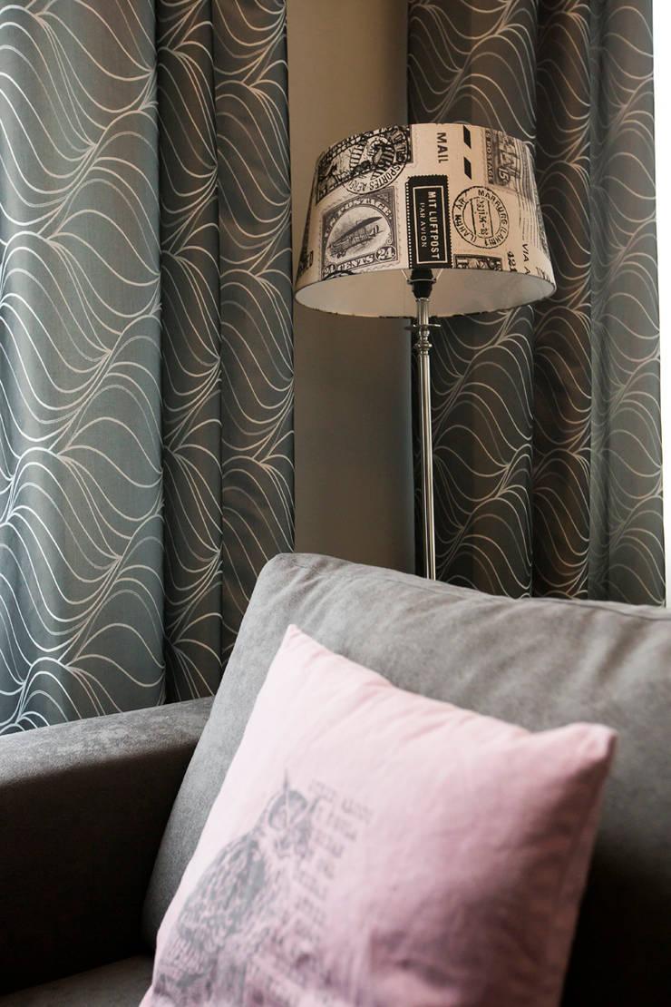 Detail hotel- zorgkamer:  Slaapkamer door All-In Living
