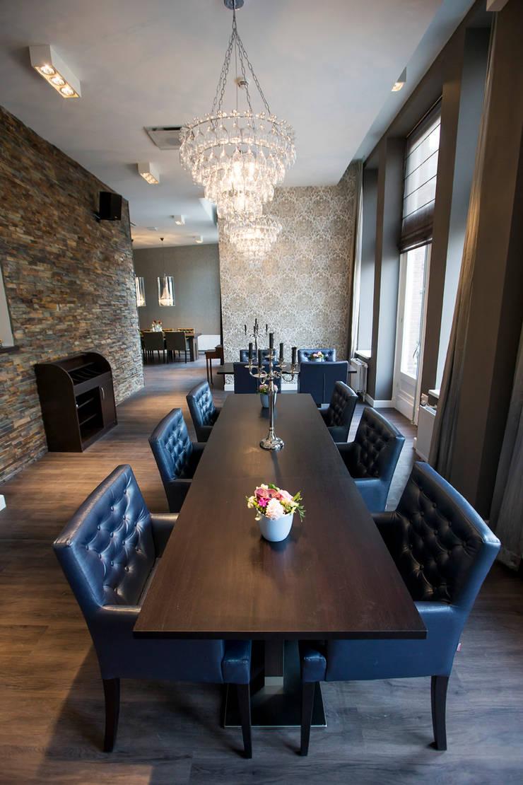Restaurant zorghotel:  Gastronomie door All-In Living